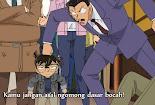 Detective Conan episode 999 takarir indonesia