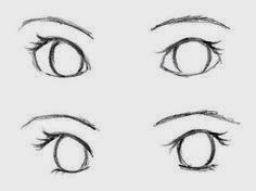 Wall Hit: How To Draw Anime Eyes Pics