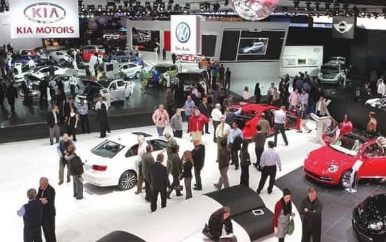 معرض القاهرة الدولي للسيارات