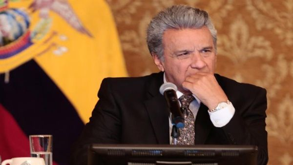 Lenín Moreno anuncia visita del FMI a Ecuador en noviembre