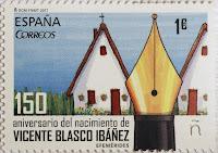 150 ANIVERSARIO DEL NACIMIENTO DE  VICENTE BLASCO IBÁÑEZ
