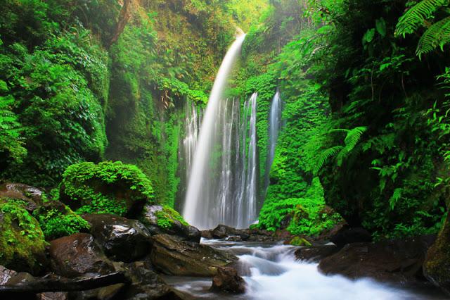 tempat mistis di lombok - Tiu Kelep