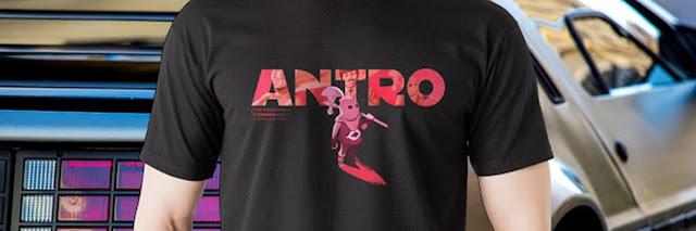 Antro Store: t-shirt e gadget della deboscia
