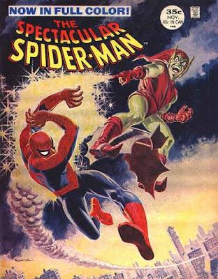 Spectacular Spider-Man #2, the Green Goblin