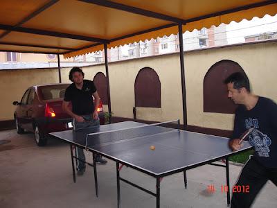 ping-pong la simplu
