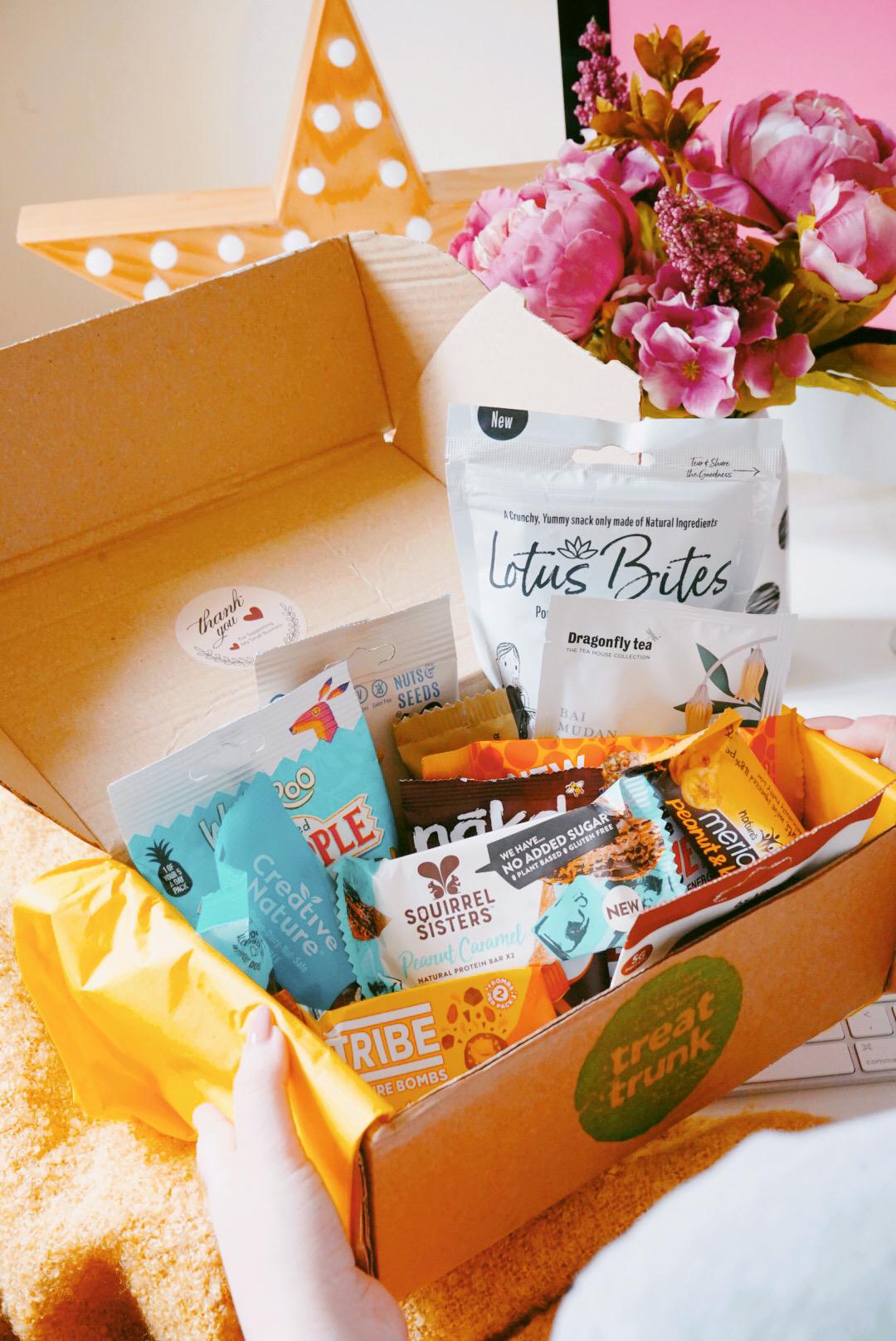 Treat Trunk Vegan Snack Box