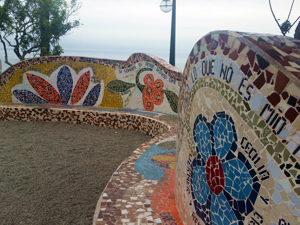Parque del Amor Lima