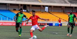 ملخص واهداف مباراة الاهلي وفيتا كلوب (3-0) دوري ابطال افريقيا