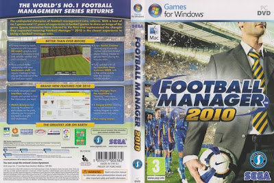 Football Manager 2010 CD Key