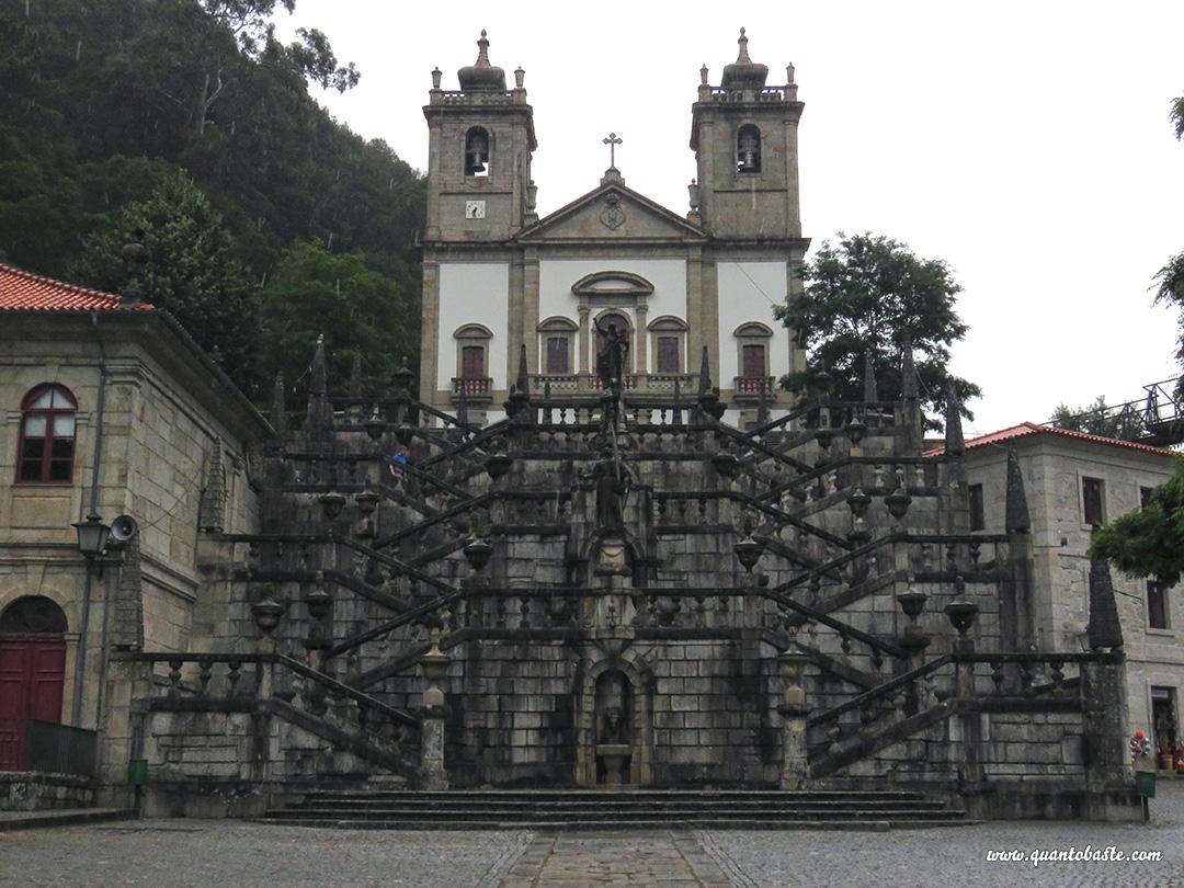Parque Nacional Peneda-Gerês - Santuário de Nossa Senhora da Peneda