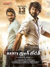 Nani's Gang Leader (2019) HDRip Hindi (HQ Fan Dubbed) Full Movie Watch Online Free