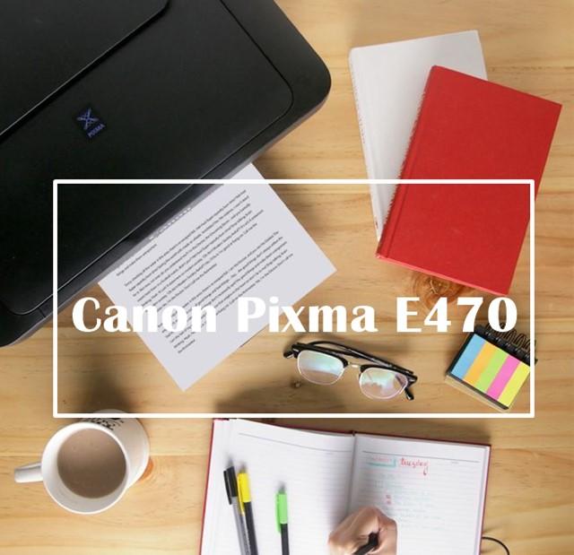 Canon Pixma E470-Instagram