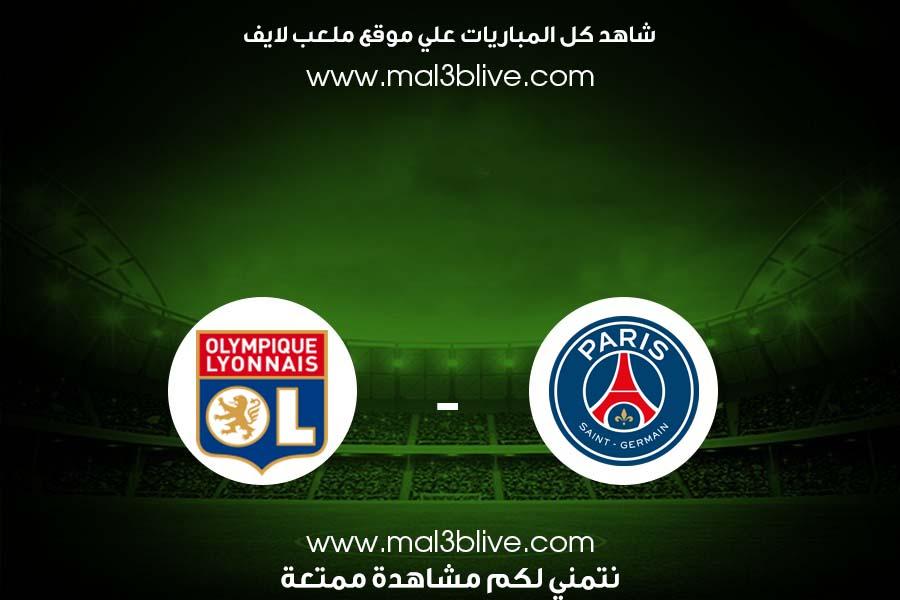 نتيجة مباراة باريس سان جيرمان وليون يلا شوت بتاريخ اليوم 2021/09/19 الدوري الفرنسي