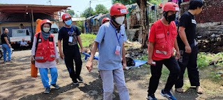 Gembleng Anggota KSR Markas PMI, Untuk Tingkatkan Kapasitas Relawan