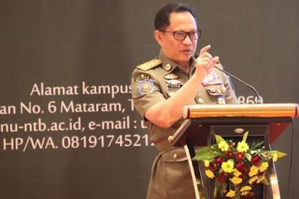 Tito Karnavian Larang Peringatan Maulid Nabi Muhammad, Ini Penjelasan Kemendagri