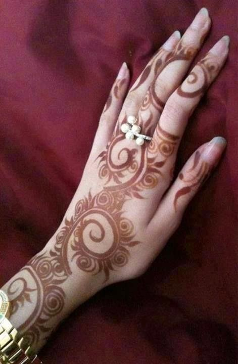 Eid Mehndi Designs by sofi