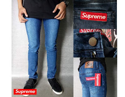 Celana Jeans SKinny Premium Supreme