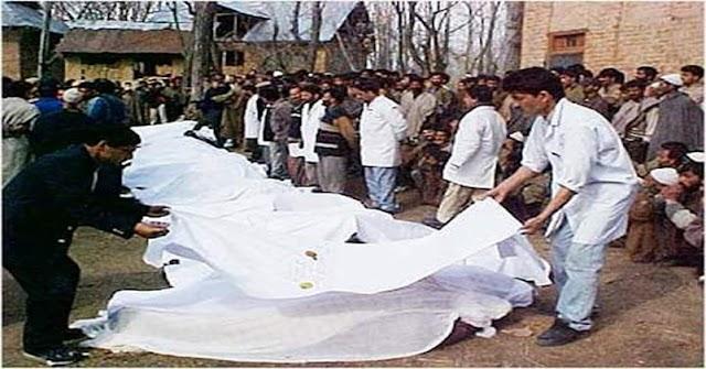 Story of Doda Massacre of Kashmiri Hindus in 2006