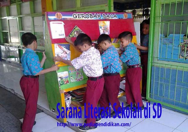 Beginilah Cara Menata Sarana Literasi Sekolah di SD