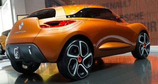 2017 Renault Captur Performance