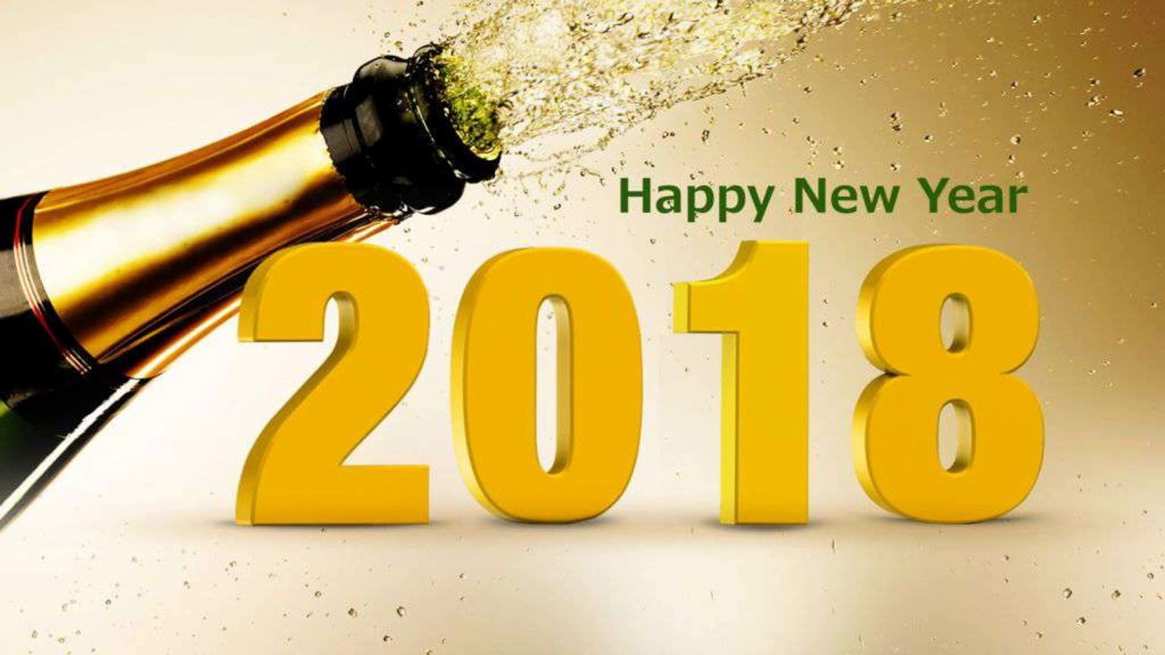 Happy new year 2018 images and wallpapers in hd big collection happy new year 2018 images and wallpapers in hd kristyandbryce Gallery