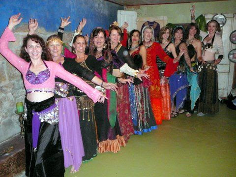 "5-City Sweet Swine County Tour Announced by Belly-Dancing Troupe, ""The Navel Academy"""