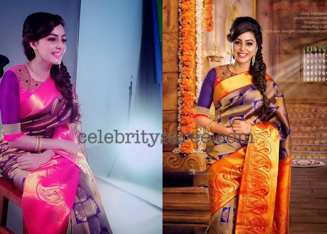 Aaradhya Ann Silk Sarees