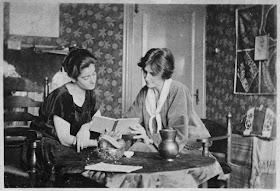 Frieda Belinfante & Henriëtte Bosmans