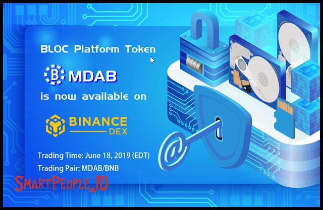Token dari Platform BLOC