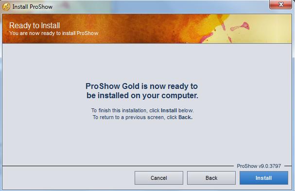 Link download Proshow Gold 9 full mới nhất e