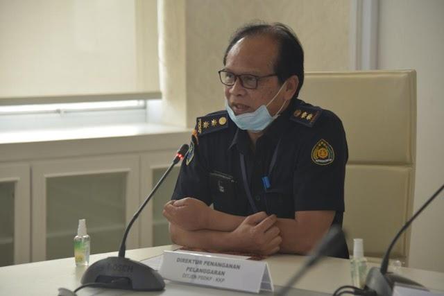 Perkuat Pengawasan, KKP Manfaatkan Jaringan Interpol I-24/7