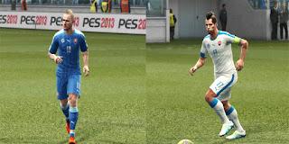 Kit Slovakia EURO 2016 UPDATE Pes 2013