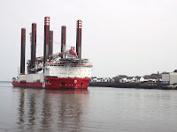Wind Turbine Installation Vessel MPI Adventure
