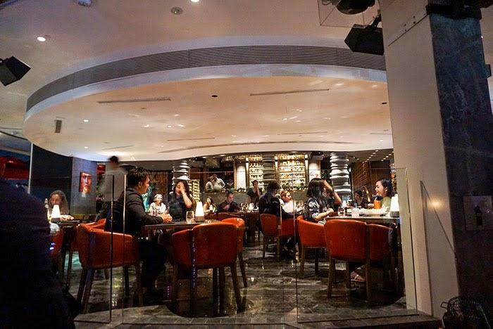 Singapur | CÉ LA VI Skybar im Marina Bay Sands Hotel