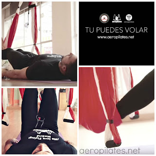 Aero Pilates Ejercicio, Teacher Training