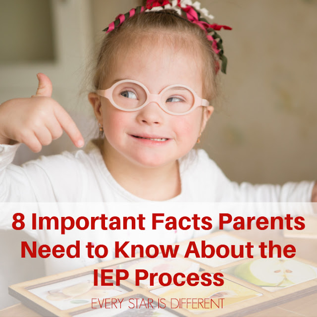 8 Important Facts Parents Need to Know About the IEP Process