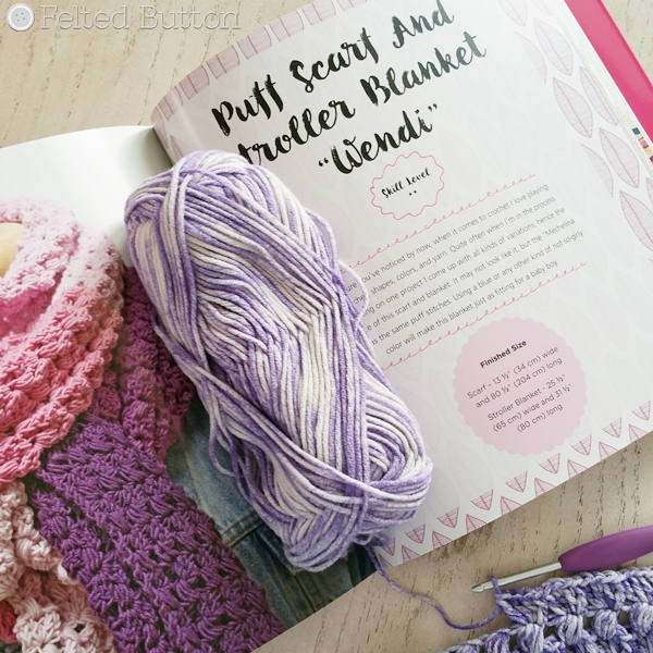 Colorful Crochet Book by Marianne Dekkers-Roos -- Book Review & Giveaway