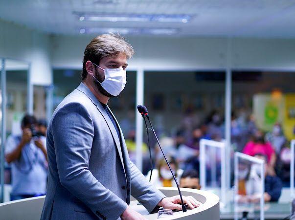 Bruno abre Conferência Municipal da LOA 2022 e elenca metas e prioridades do governo