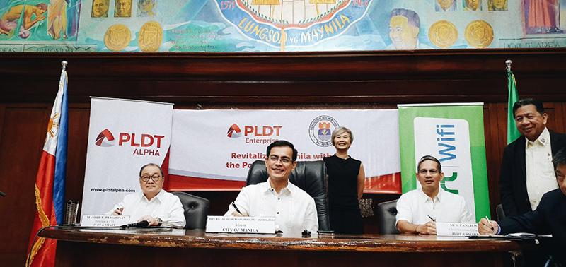 Breaking: Yorme Isko partners with Smart to provide FREE WiFi in Manila