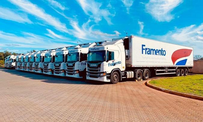 Framento Transportes abre vagas para motoristas carreteiros em 4 estados