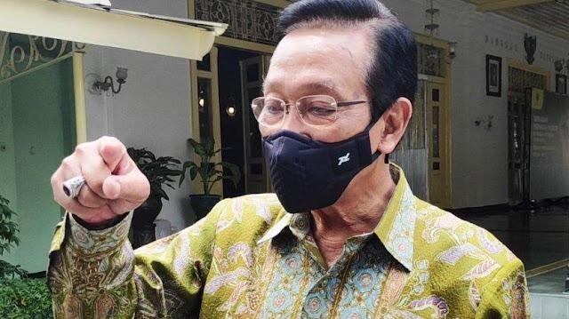 Sultan Yogya Persilakan Buruh Demo RUU Cipta Kerja