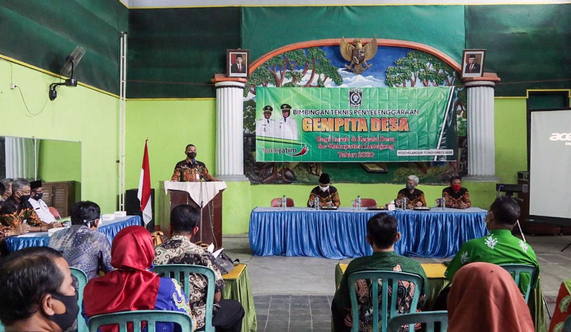 Wakil Bupati dan Kadispendik Nyatakan Program Gempita Desa Berjalan Lancar