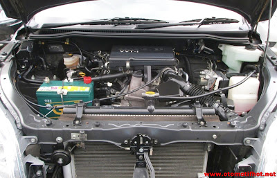 Spesifikasi Mesin Lengkap Toyota Rush SUV Terbaik