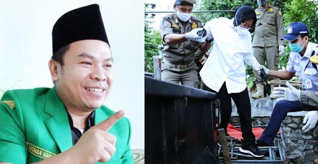 Ketua GP Ansor Sindir Risma: Rakyat Tidak Bodoh Bu