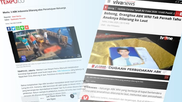 Sebut Pelarungan ABK Persetujuan Keluarga, Iwan Piliang: Kenapa Sadis Sekali Menlu Retno Berbohong?