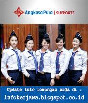 Lowongan Kerja BUMN PT Angkasa Pura Support
