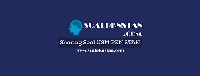 Soal PKN STAN dan Pembahasan