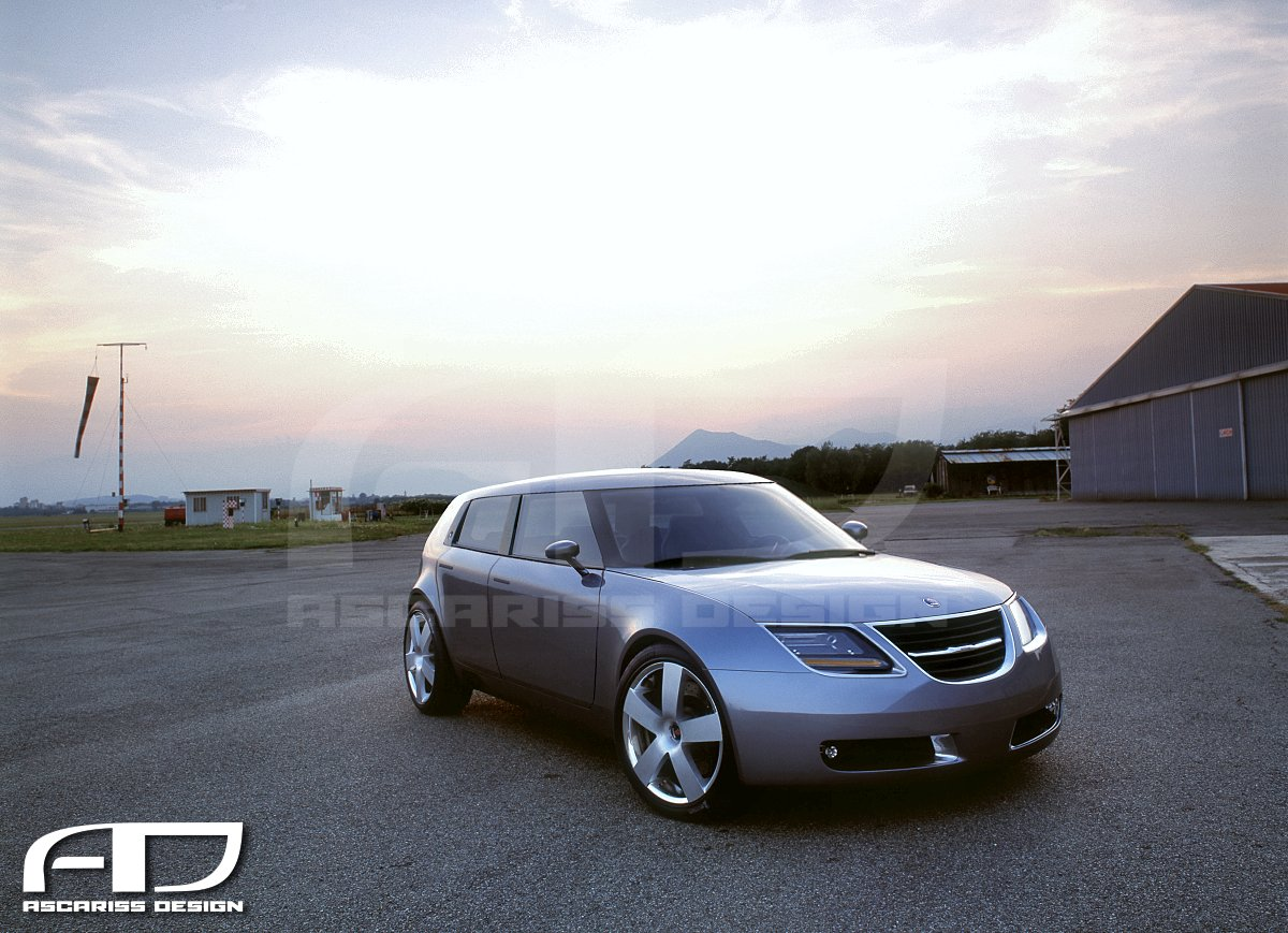 Saab 9-1 Hatch (archive)