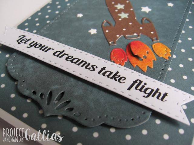 Let your dreams…