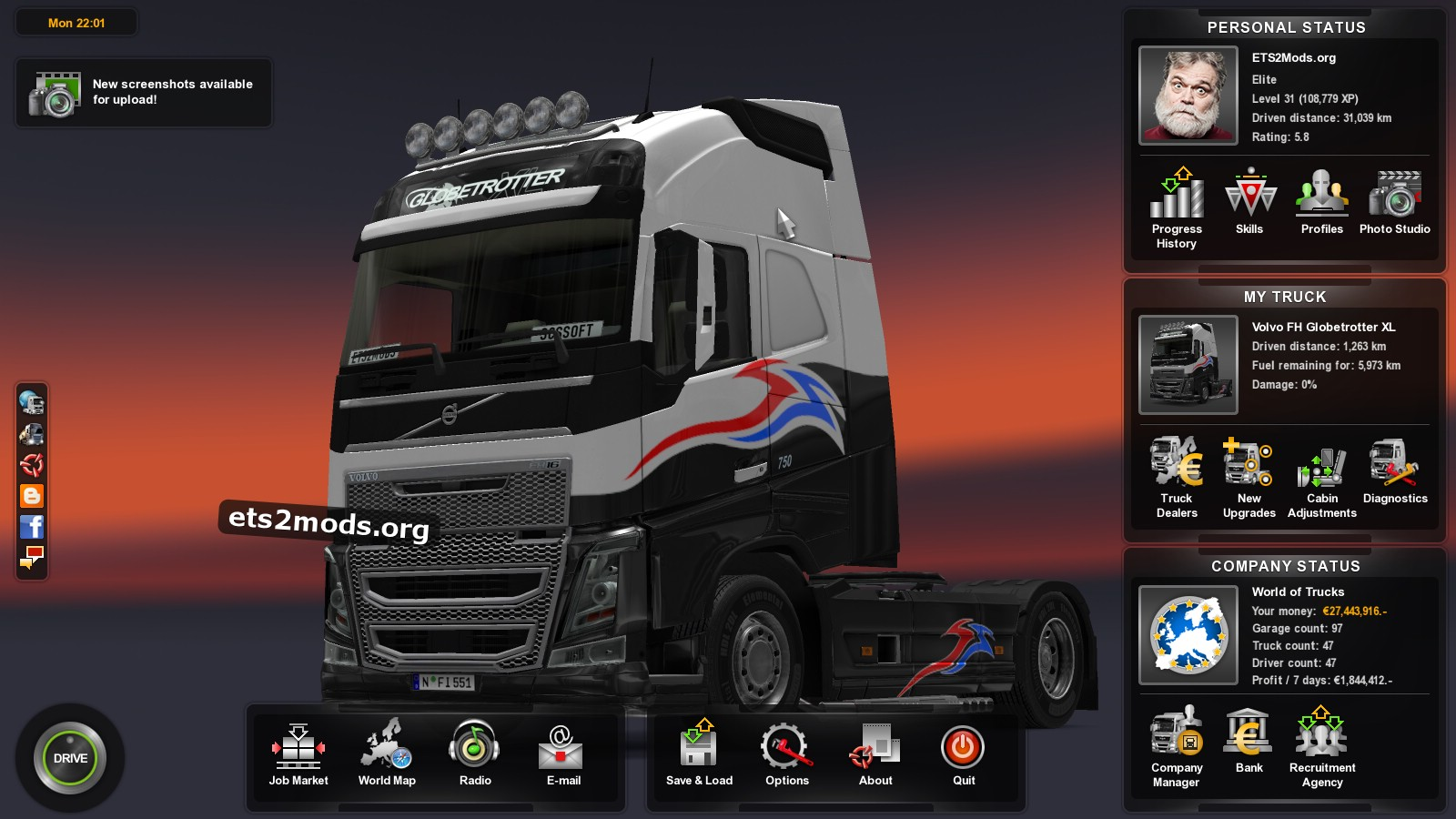 ETS2 Cheat